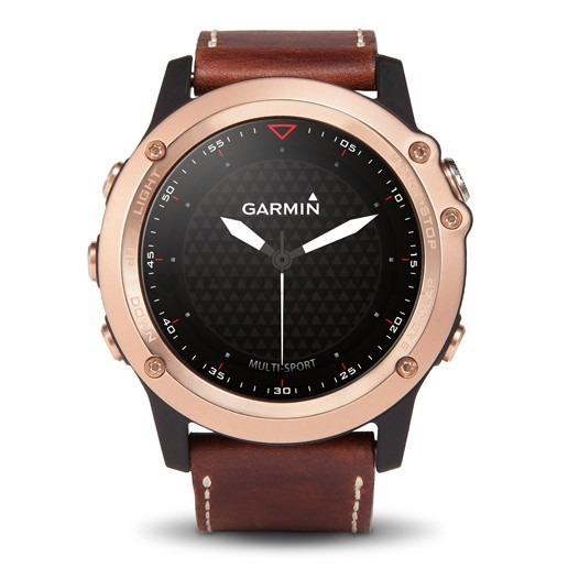 Jual! Garmin Fenix 3 Rosegold (Free Update Software 1 year)