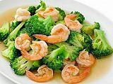 Resep Masakan Cah Udang Brokoli, Ngolahnya Enggak Sampai 10 Menit!