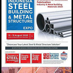INDONESIA STEEL BUILDING & METAL STRUCTURE EXPO 2020