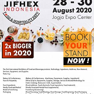 JOGJA INTERNATIONAL FOOD & HOSPITALITY EXPO