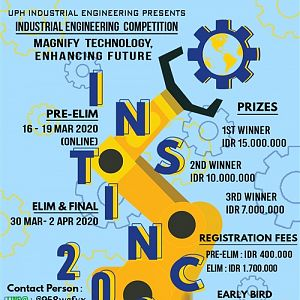 Industrial Engineering Competition