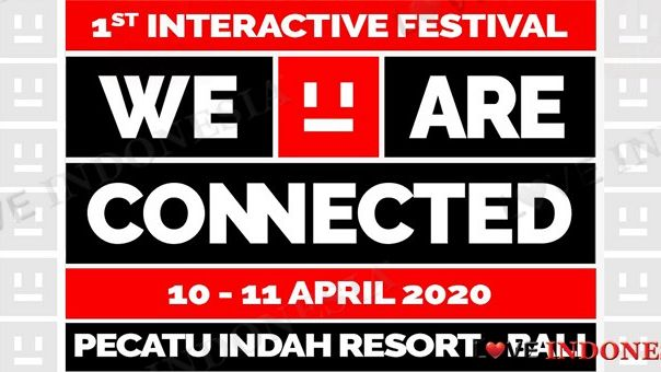 We Are Connected 2020 Bali
